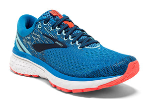 Brooks Ghost 11 Women Blue / 8 Sports Shoes India