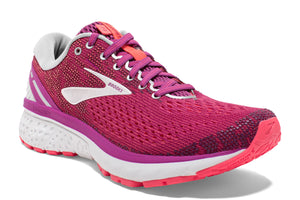 Brooks Ghost 11 Women Pink / 7 Sports Shoes India