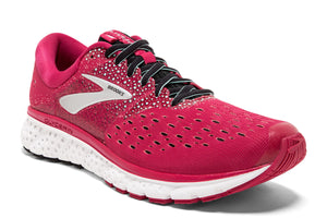 Brooks Glycerin 16 Women Red / 7 Sports Shoes India