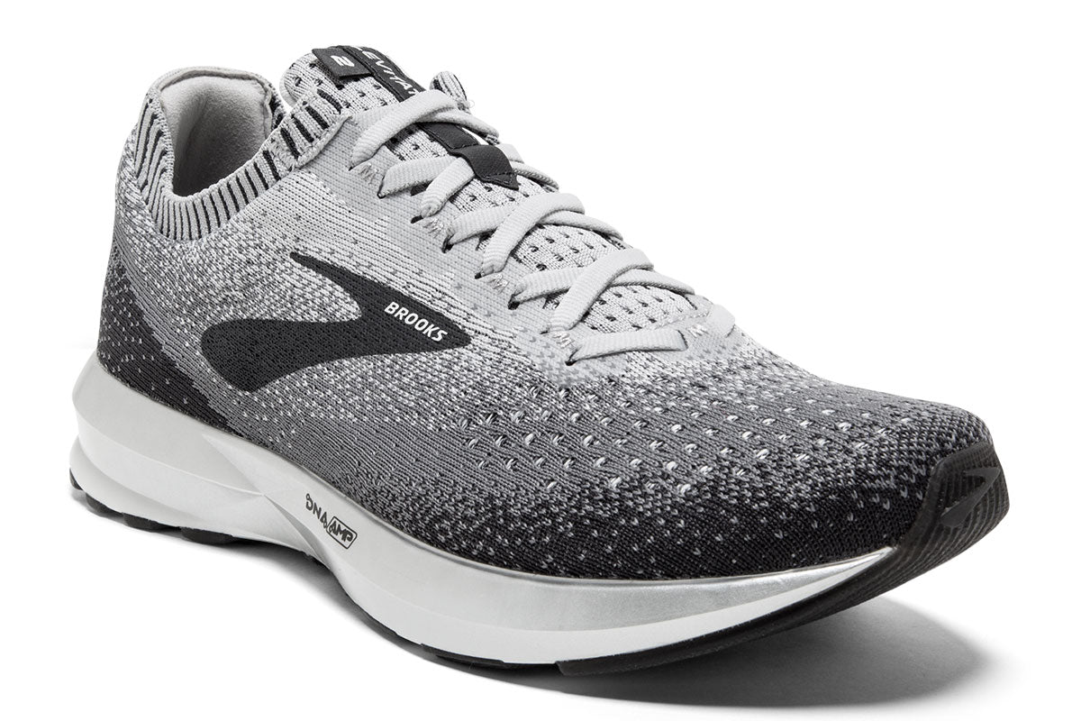 Brooks Levitate 2 Women Grey / 8 Sports Shoes India