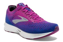Load image into Gallery viewer, Brooks Levitate 2 Women Blue / 7 Sports Shoes India