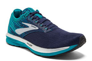 Brooks Ricochet Women Blue / 8 Sports Shoes India