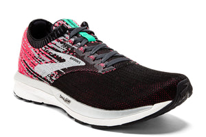 Brooks Ricochet Women Black / 8 Sports Shoes India