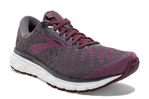 Brooks Glycerin 17 Women Purple / 4 Sports Shoes India