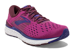 Brooks Transcend 6 Women Purple / 7 Sports Shoes India