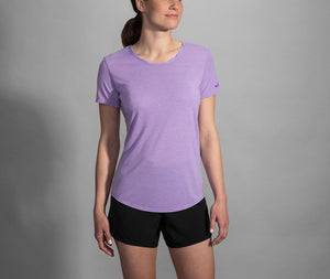 Brooks Distance Short Sleeve Women  Sports Shoes India