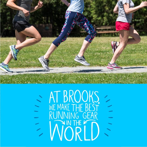 aa5076d850c Brooks  purpose is to inspire everyone to run and be active by creating  innovative gear designed to keep runners running longer