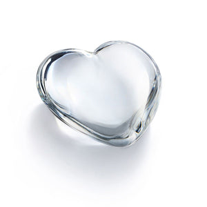 Coeur Cupid Heart Clear, Baccarat