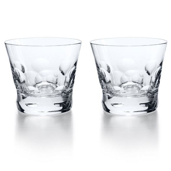 Beluga Tumblers Set of 2, Baccarat