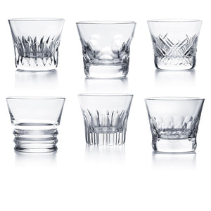Everyday Baccarat Classic Glasses, Set of 6