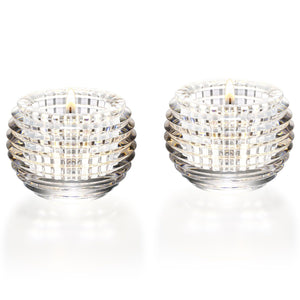 Eye Votive Clear set of 2, Baccarat