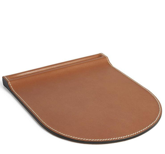 Brennan Mouse Pad, Saddle - Ralph Lauren Home