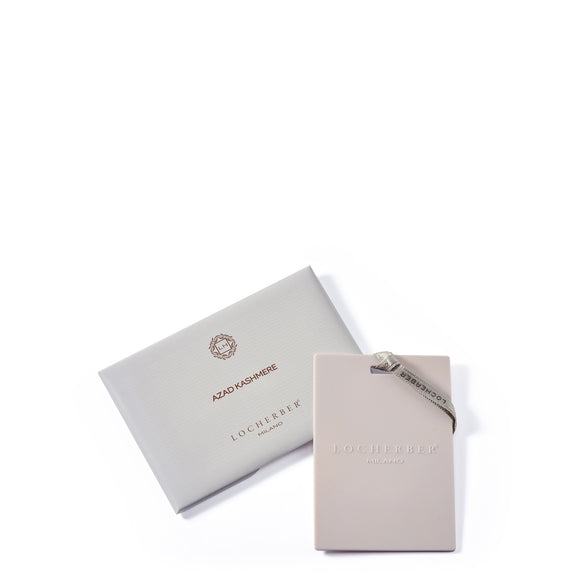 Azad kashmer scented card for car or closet locherber milano