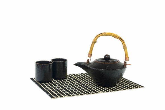 Japan - Tea Set For 2 - 6 PCS