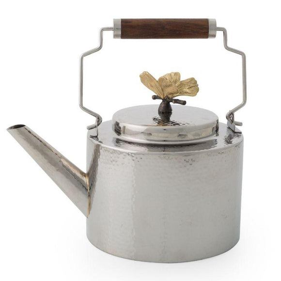 Butterfly Gingko Teapot