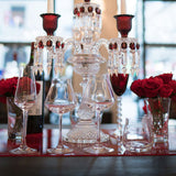 Chateau Degustation Set, Vega Vin du Rhin Glass, Baccarat