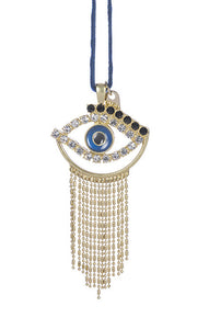 Evil Eye Hanging Ornament, Joanna Buchanan