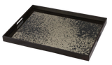 Bronze mirror tray large by ethnicraft