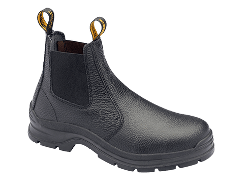 Footwear - Blundstone Workfit Rambler Print Elastic Side Steel Cap Work Boot