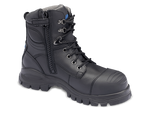 Footwear - Blundstone Zip Lace Up Ankle Boot 997 Award Safety