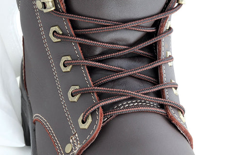 Footwear - Steel Blue Boot Laces
