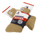 Footwear - Steel Blue Boots Bamboo Work Sock