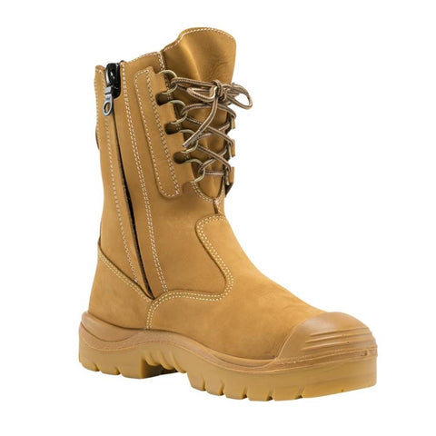 Footwear - Steel Blue Collie Nitrile Bump Cap Work Boots