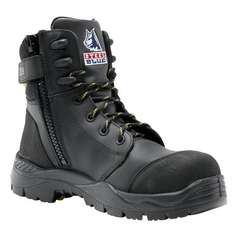 Footwear - Steel Blue Torquay Electrical Hazard Safety Work Boots