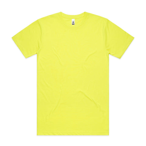 High Vis Clothing - AS Colour Block Tee (Safety Colours)