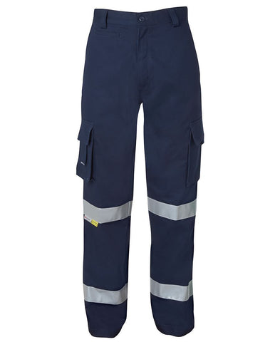 High Vis Clothing - JBs Wear Mid Rised Day Night Multi Pocket Work Trouser