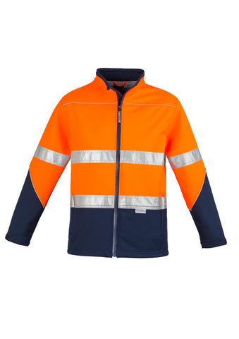 High Vis Clothing - Syzmik Hi Vis Jacket Day/Night Softshell