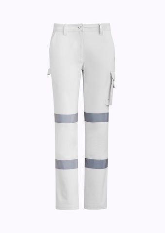 High Vis Clothing - Syzmik Ladies Pant Taped Bio Motion