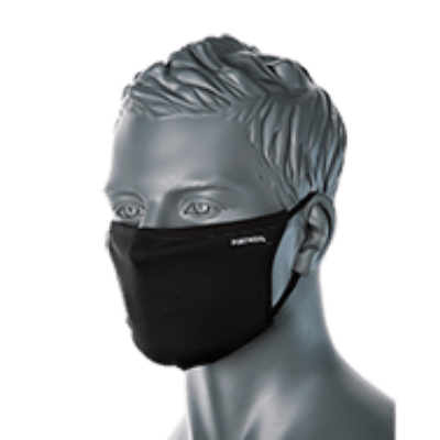 Safety - Reusable Face Mask Triple Layer Anti-Microbial Fabric