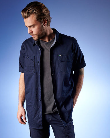 Workwear - FXD Work Shirt Short Sleeve