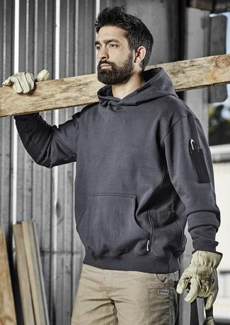 Workwear - Syzmik Work Hoodie Unisex Multi Pocket