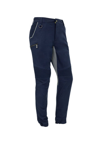 Workwear - Syzmik Work Pant Cuffed Mens Streetworx Stretch