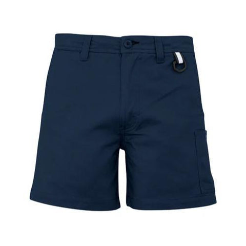 Workwear - Syzmik Work Short Short Rugged With Phone Pocket