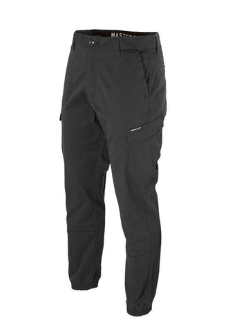Workwear - UNIT Cuffed Work Pants Stretch Cargo Surge