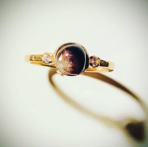 Rose Gold Ring (plated) 50% OFF, NOW £90