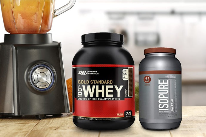 Whey Proteins: Blends vs Isolates — Which is Right for You?