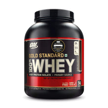 Load image into Gallery viewer, ON (Optimum Nutrition) Gold Standard 100% Whey - 2.27 kg (5 lb)