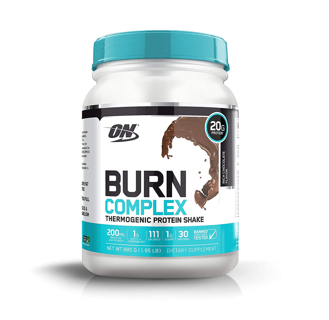 ON (Optimum Nutrition) Burn Complex - 885 g (1.95 lb)