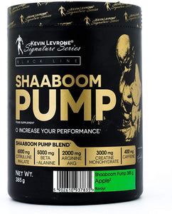Kevin Levrone Signature Series Shaboom Pump 385 gms (Apple)
