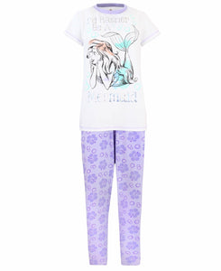 Disney Little Mermaid Pjs