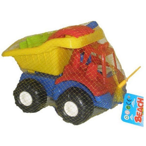8 Piece Beach Truck Set