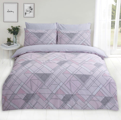 Abstract Lines Duvet Set - 2 colours