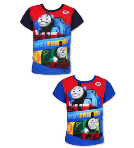 Thomas and Friends T-Shirt 2-6 years