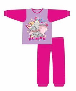 Official Girls Dumbo Toddler Pjs
