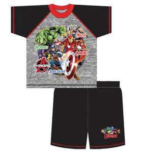 Avengers Marvel Short Pyjamas