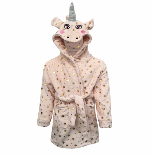 Unicorn Star Dressing Gown